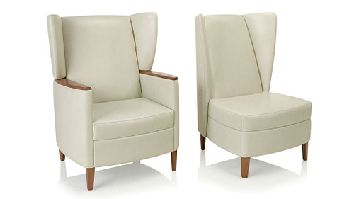 Highback, Wingback Chair