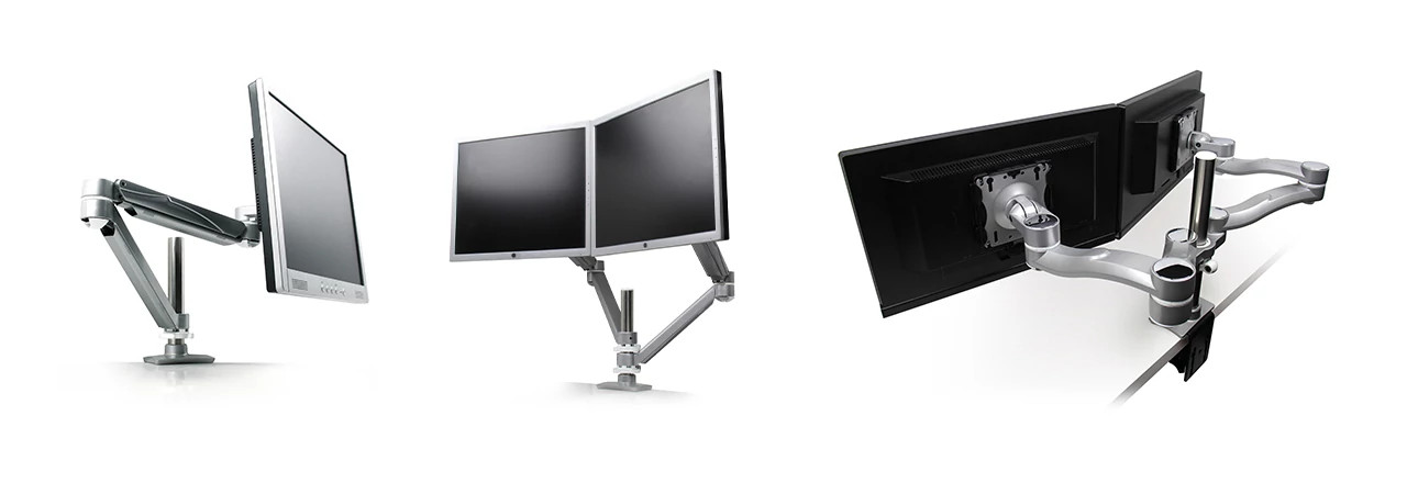 Flat Screen Support System