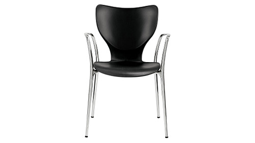 Cast Frame Stack Chair
