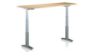 WorkUp Height-Adjustable Tables | WORKUP ELEC HFES ADJ TABLE