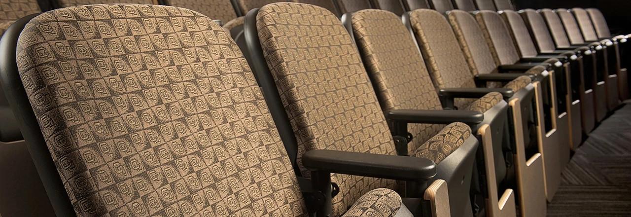 Concerto Auditorium Seating