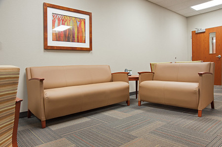 united regional soltice lounge sofa healthcare