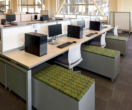 UWBothell office1 CZ bench CZstorage StriveTask