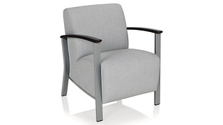 Soltice Metal Lounge Seating | Chair