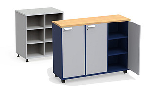 Ruckus Storage | Cubbies