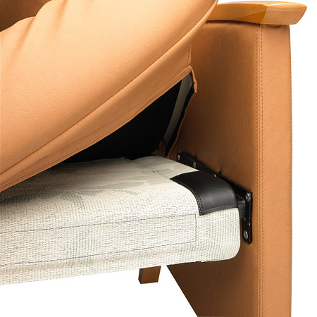 Solt patient removable cushions
