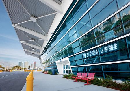 Port of Miami ext Promenade