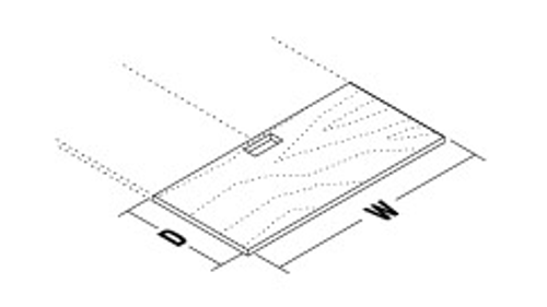 Conference End Surface for Metal Frame