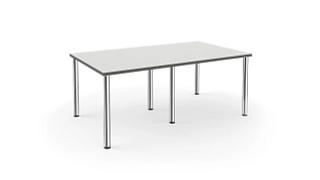 Pillar Tables | Large Rectangle