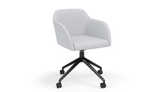 Calida Lounge Chairs | Caster Base Chair