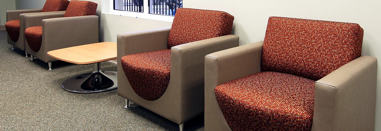 Tea Cup Lounge Seating