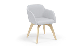 Calida Lounge Chairs | Wood Leg Chair