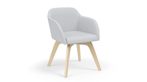 Wood Leg Chair