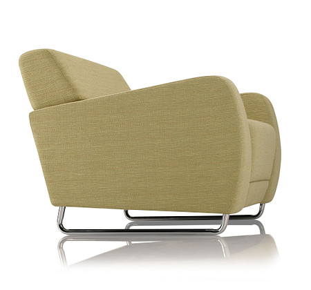 Sela chair half low