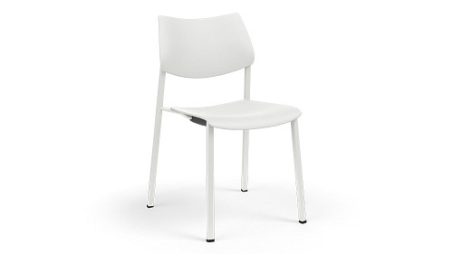 Poly Chair with Ganging