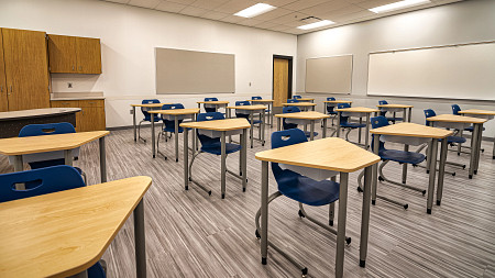 FayetteCPS STEAM Classroom RuckusPostLeg Wave