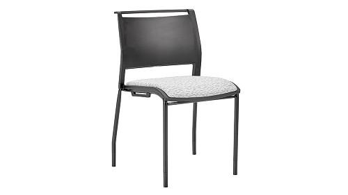 Upholstered 4-Leg Chair