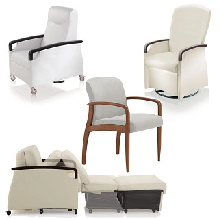 Perth Healthcare and Lounge Seating Revit Symbols