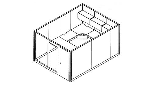 Workstation - 80 In Panels