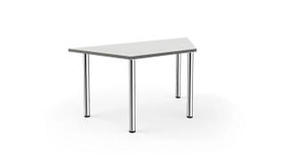 Pillar Tables | Trapezoid