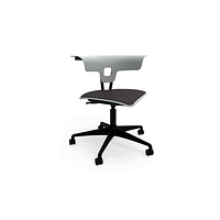 Task Chair with Upholstered Seat