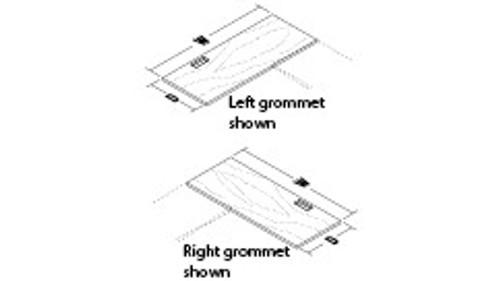 Peninsula Surface for Metal Frame