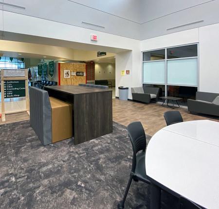 Westfield WHSInnovationCenter lounge2 MyPlace Gathering MyWay Strive