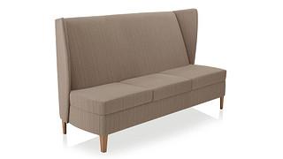 Affina Lounge Seating | Highback, Wingback Sofa