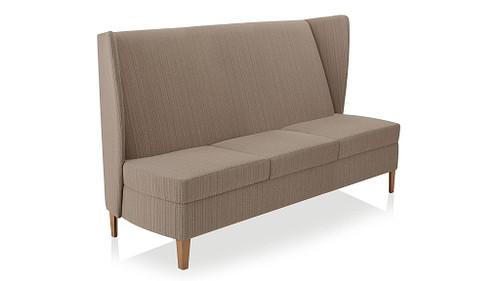 Highback, Wingback Sofa