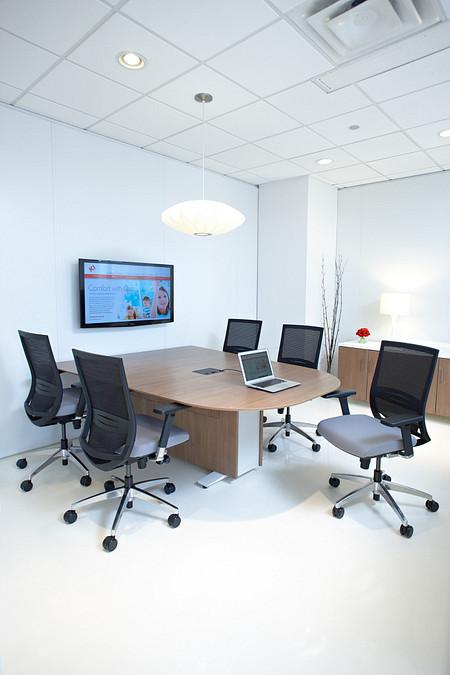 Genius Backbone Sift Task Conference Room