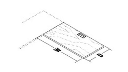 Return Surface for Metal Frame