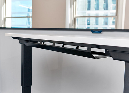 Adjustable Table Trough