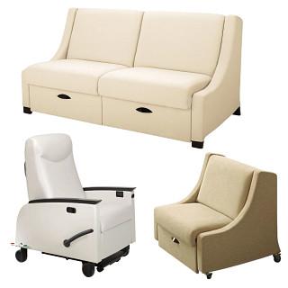 Soltice Healthcare Seating Revit Symbols