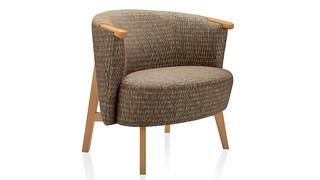 Arissa Lounge Seating | Arm Chair