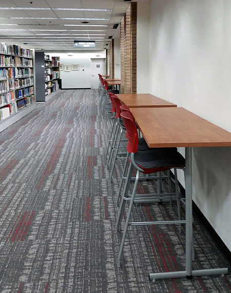Maryville library9 GrazieCafe Portico