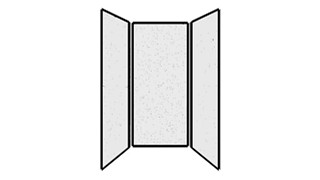 WiggleRoom | Laminate Exterior Panels; Interior Panels: Left-Steel Rear-Steel Right-Steel