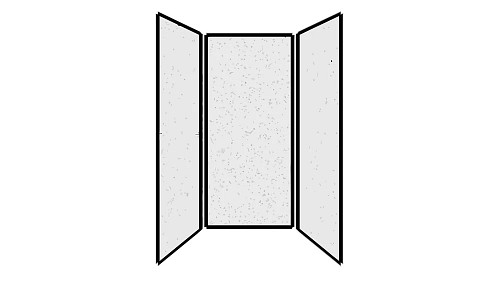 Steel Exterior Panels; Interior Panels: Left-Steel Rear-Steel Right-Steel