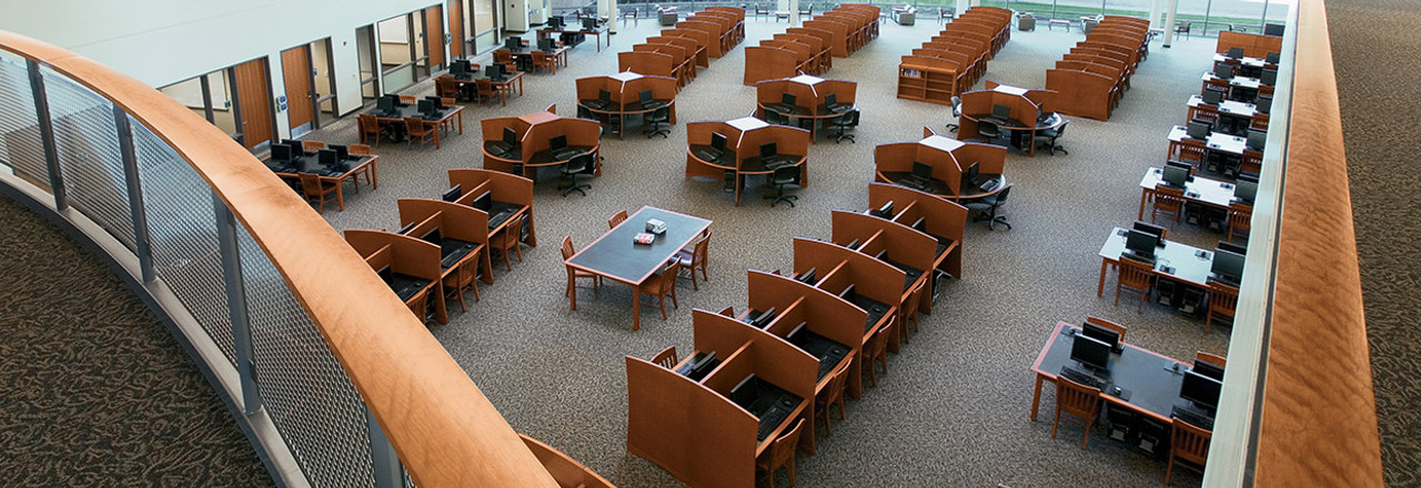 CrossRoads Library Furniture