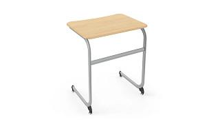 Intellect Wave Desks | Cantilever Desk