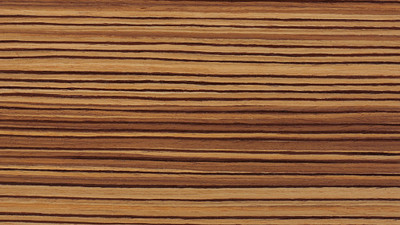 Wood Veneers | Zebrawood Clear