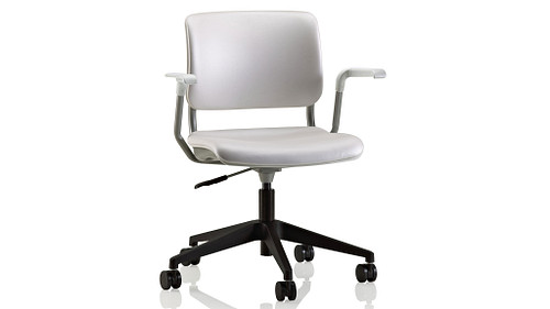 Task Chair with Upholstered Back
